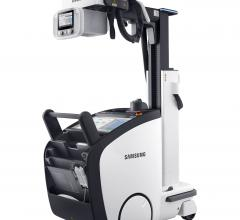 Samsung, GM85 mobile DR system, digital radiography, digital X-ray, RSNA 2016
