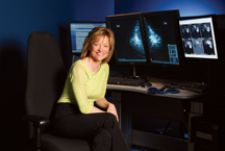 Elizabeth Jekot, M.D., the founder and medical director of the Elizabeth Jekot, M.D. Breast Imaging Center, is also a breast cancer survivor.