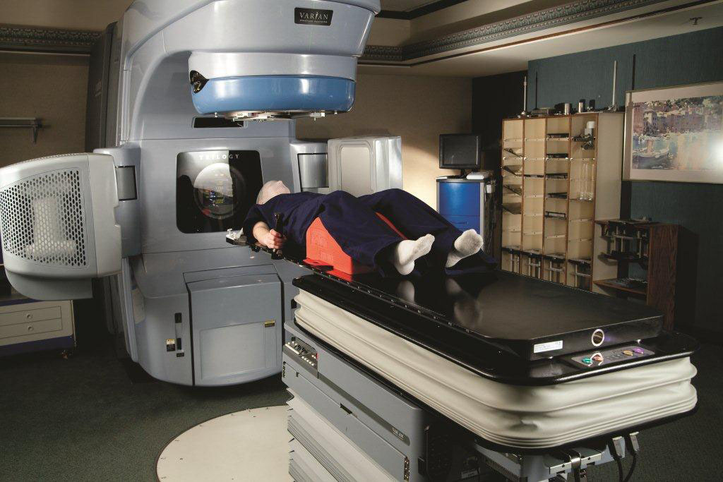 The Protura Robotic Patient Positioning System fully enables IGRT by providing sub-millimeter corrections with 6 degrees of freedom.