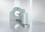 The CT system on Siemens Biograph mCT can be used as a dedicated CT and as a hybrid PET/CT.