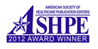 ITN Receives Healthcare Publishing Award