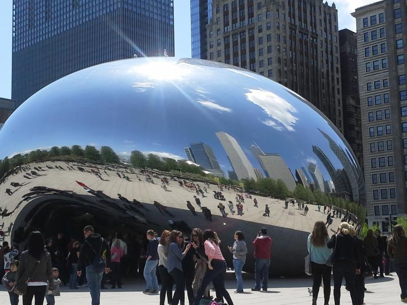 Chicago, bean, RSNA