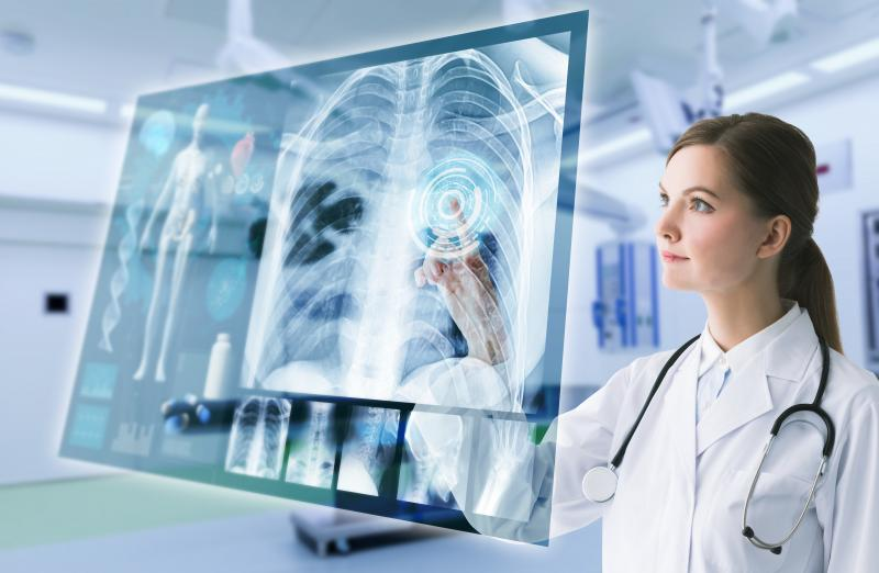 The alliance of the IoT, machine learning and cloud technology is at the service of healthcare organizations, ready to assist them in optimizing  the workflows.