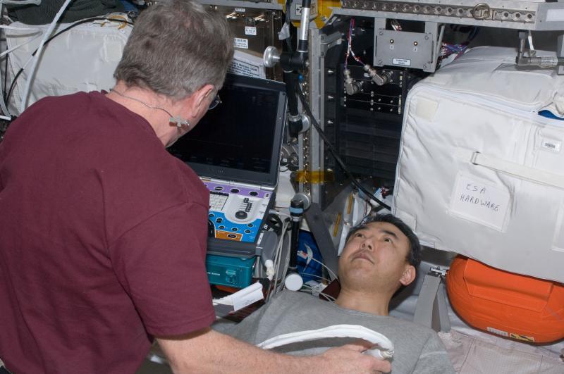 pacs cardiac NASA fujifilm wyle