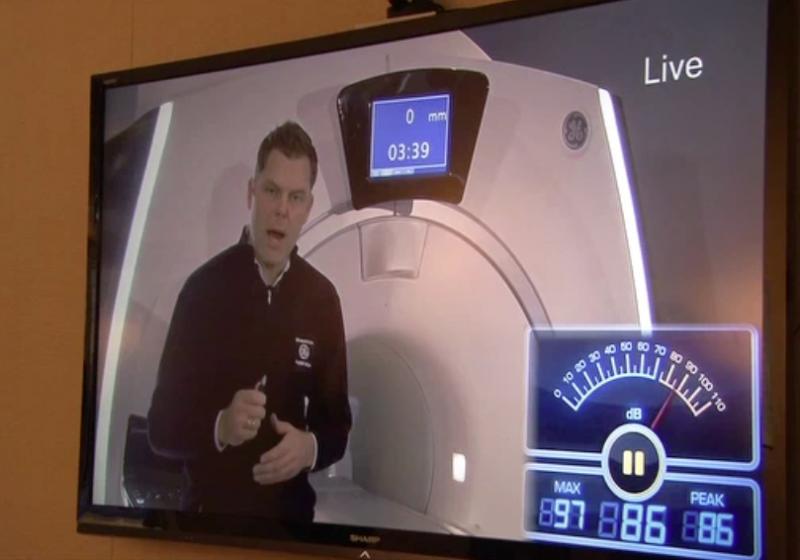 GE Healthcare, Silent scan, noiseless MRI