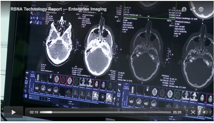 radiology videos, video, ITNtv, ITN TV