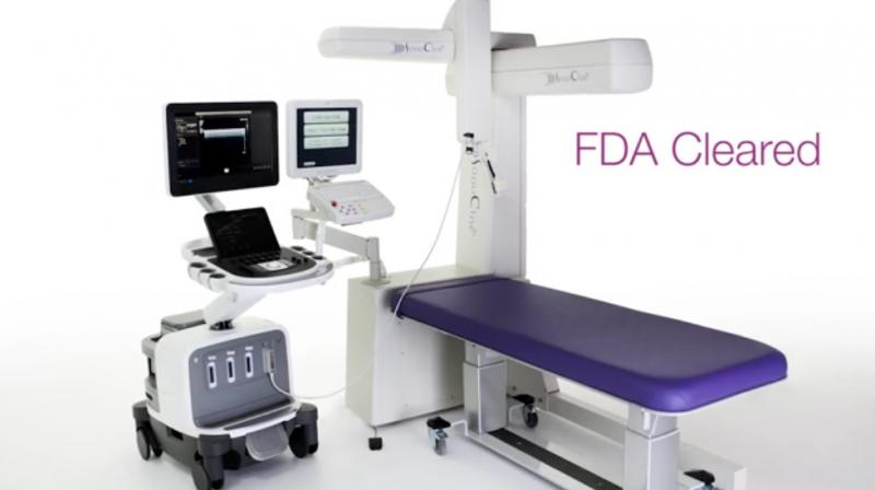The SonoCiné automated whole breast ultrasound (AWBUS)