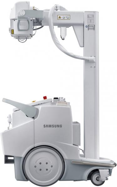 mobile DR, digital radiography, X-ray, S-Vue, Samsung