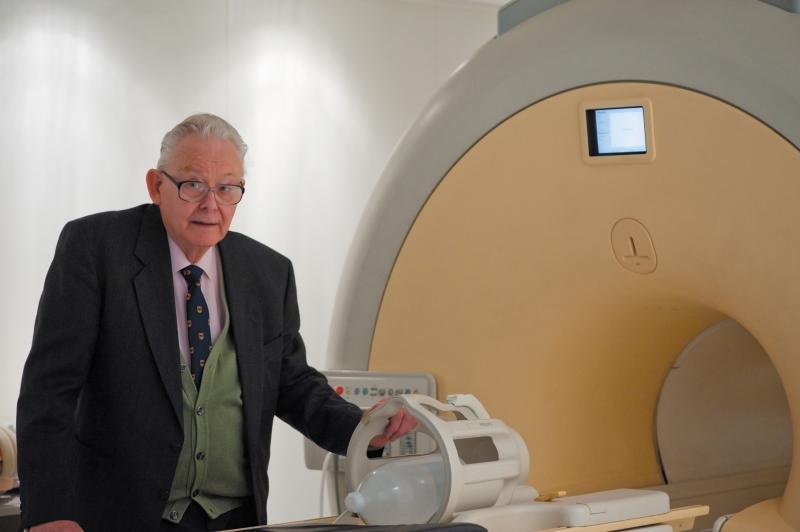 Sir Peter Mansfield, modern MRI scanner, obituary, Nobel Prize, University of Nottingham