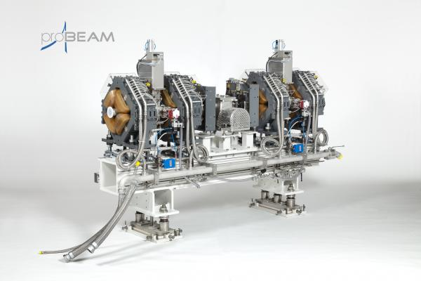 Varian ProBeam proton therapy system