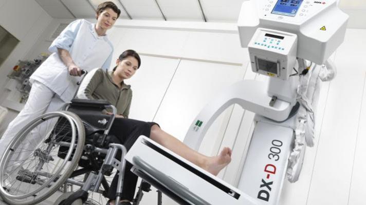 Metropolitan Washington Orthopaedic Practice Upgrades DR With Agfa DX-D 300s