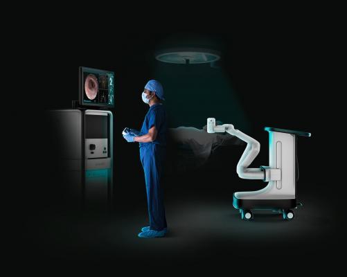 Auris Health Unveils FDA-Cleared Monarch Platform for Robotic Bronchoscopy