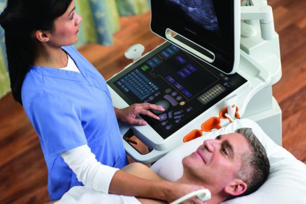touch screen ultrasound, Carestream Touch
