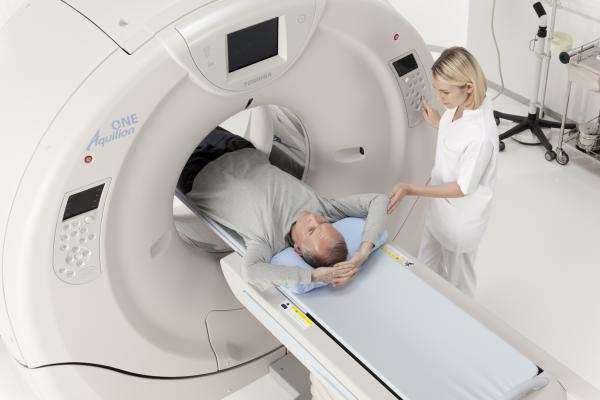 computed tomography, electronic medical devices, interference, FDA