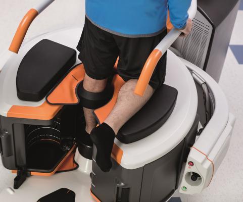 Orthopaedic imaging, Onsight 3D, 3-D orthopedic imaging, cone beam CT scanner