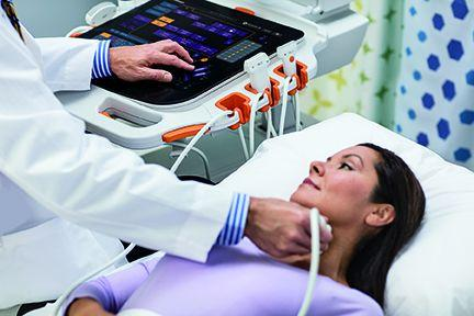 Carestream Shows Touch Prime Systems at Society for Vascular Ultrasound Conference
