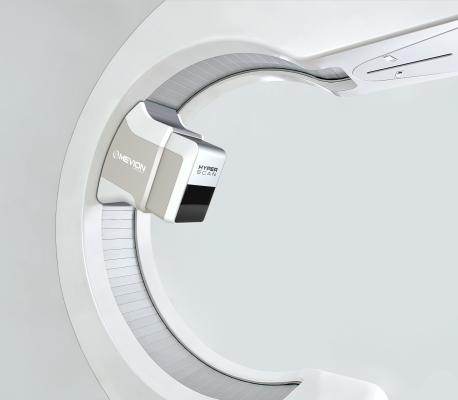 First Patient Treated on Mevion's S250i Proton Therapy System