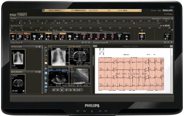 IntelliSpace Cardiovascular, Philips, CVIS, cardiac PACS