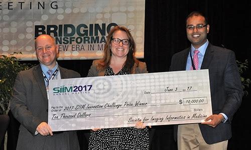 SIIM Recognizes Innovators in Medical Imaging Informatics at 2017 Annual Meeting