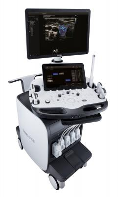 Samsung Unveils New RS85A Ultrasound System at AIUM 2018