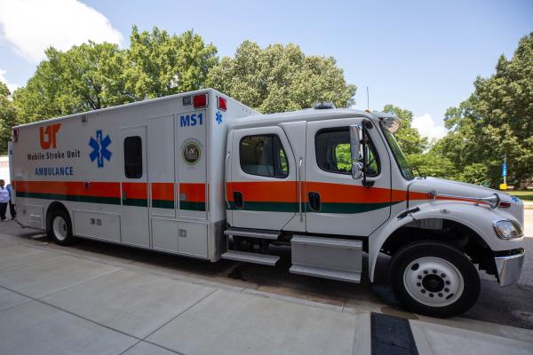 IAC Awards First CT Accreditation for a Mobile Stroke Unit