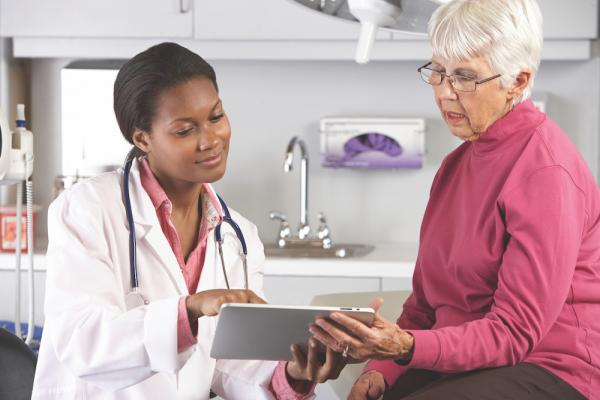Women More Likely to Use Other Preventive Health Services Following Mammography