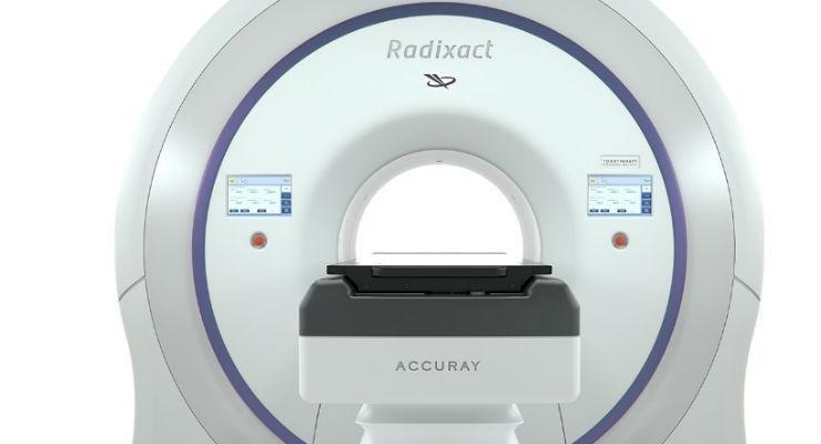 IUCT Oncopole Installs First Radixact Radiotherapy System in France