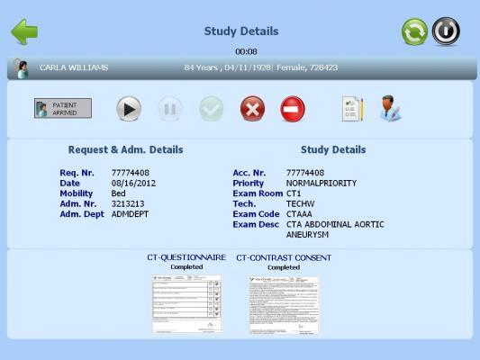 Agfa HealthCare's Impax Business Intelligence