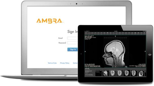 DICOM Grid, Ambra Health, name change, Think RADical, cloud-based medical image management suite