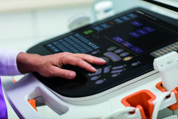 Carestream Touch Prime XE ultrasound, North Fulton Hospital Georgia, first U.S. purchase