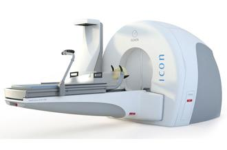Roswell Park Cancer Institute, RPCI, Elekta Leksell Gamma Knife Icon, radiosurgery system, brain cancer