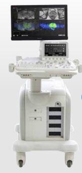 Esaote, MyLab Eight ultrasound system, RSNA 2016