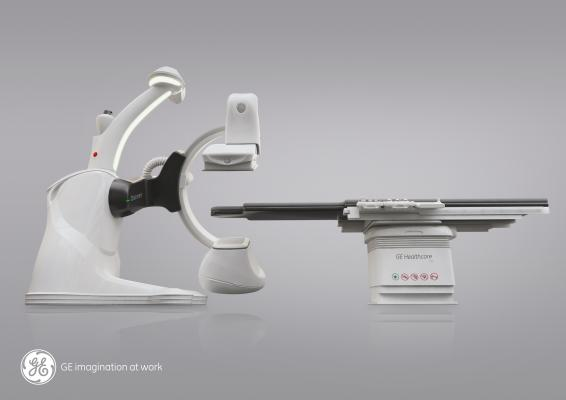 GE Healthcare Discovery IGS 740 Mobile Angiography System FDA Approval