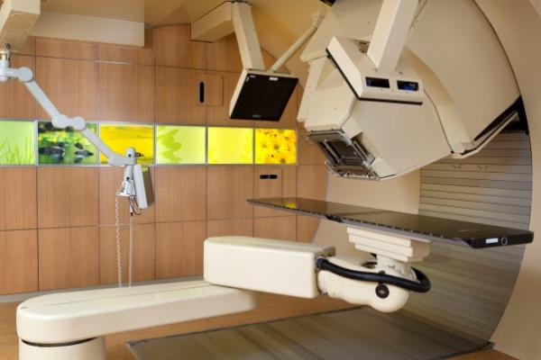 Hitachi Probeat-V protont beam therapy system, PBT, Mayo Clinic Phoenix Arizona