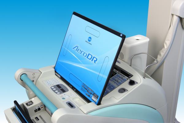 Konica Minolta, Blue Moon Lifecycle Solutions, AeroDR