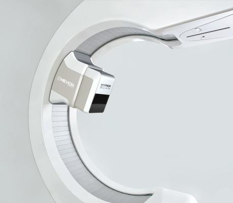 Mevion, Hyperscan with Adaptive Aperture, intensity modualted proton therapy, IMPT, ASTRO 2016