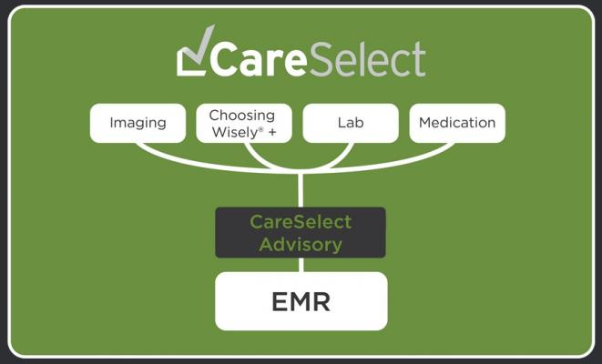 National Decision Support Company, CareSelect Imaging, imaging decision support, RSNA 2016