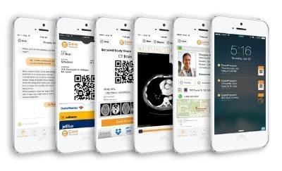 Paxeramed, CarePassport version 2.0, patient engagement app, HIMSS 2016