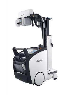 Samsung, GM85 mobile DR system, digital radiography, digital X-ray, RSNA 2016