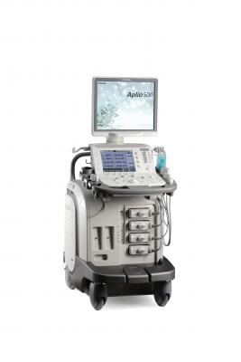 Aplio 500 ultrasound