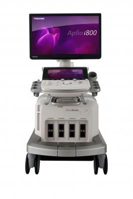 Illinois Hospital Grows Pediatric Imaging Capabilities with Toshiba Aplio i800 Ultrasound