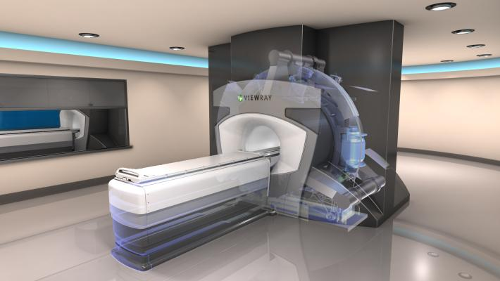 ViewRay, debt financing, CRG, MRIdian, radiation therapy, global expansion