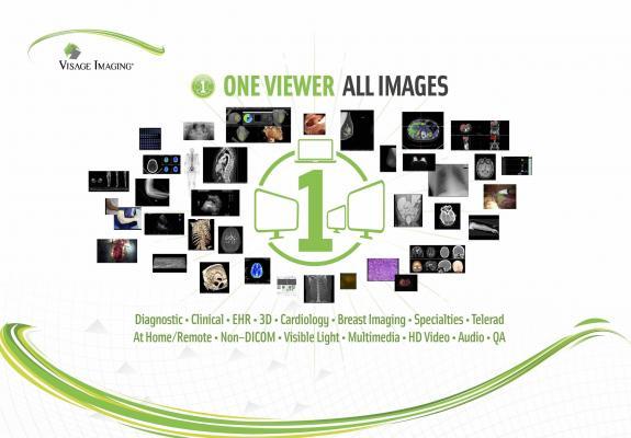 Visage Imaging, Enterprise Imaging Platform, Visage 7.1.9, RSNA 2016