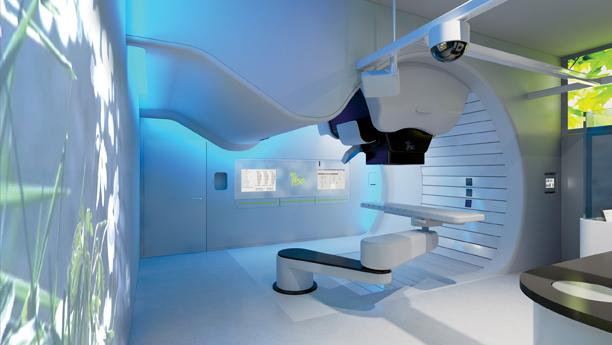 IBA's ProteusONE proton therapy system is now FDA cleared.