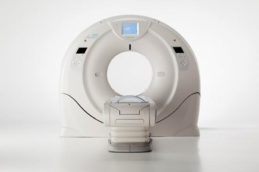 Toshiba CT scanner Aquilion One Vision