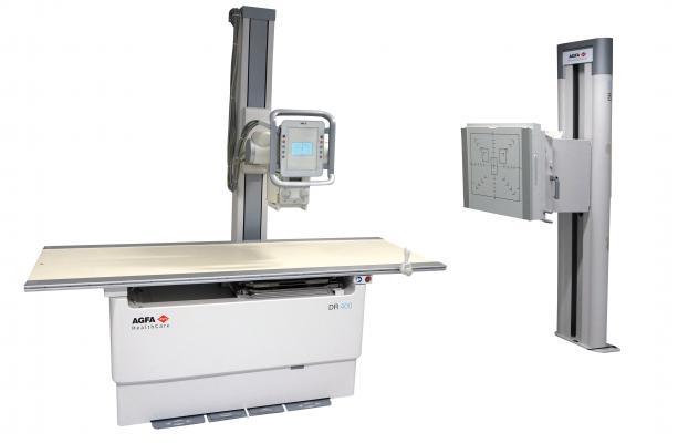 digital radiography, DR