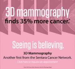Part of Sentara's comprehensive marketing campaign for 3D mammography included interactive community outreach initiatives.