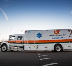 University of Tennessee, Mobile Stroke Unit, CT angiography, Siemens Somatom Scope
