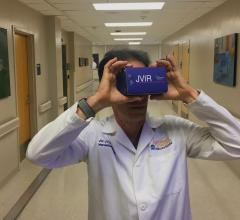 Radiologist Uses Virtual Reality as Interventional Radiology Teaching Tool