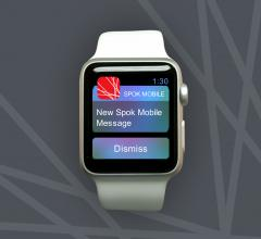 Spok, Spok Mobile, Apple Watch, notifications, messages